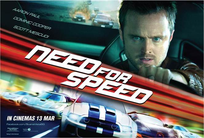Movie Review: Need for Speed (PG-13) | FOX 28 Spokane