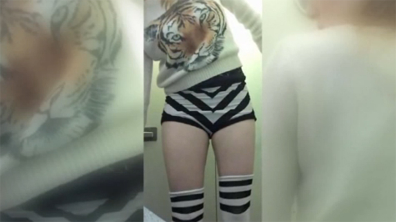 Burlesque Dancer Says JetBlue Forced Her to Change Her Shorts ...