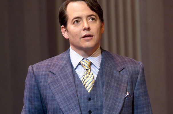 matthew broderick cast as the narrator in foxs live musical event a christmas story