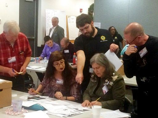 Recount begins in contested House of Delegates race in Newport News