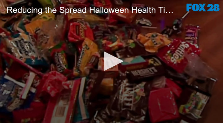 2020-09-25 Reducing the Spread Halloween Health Tips for COVID FOX 28 Spokane